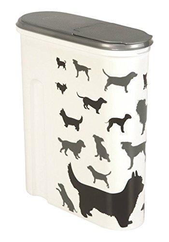 Curver Pet Trockenfutter Container Hund, 4,5Liter