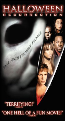 Halloween: Resurrection [VHS]