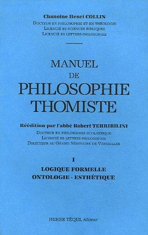 Logique formelle, ontologie esthétique