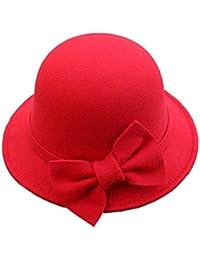 La Sra Otoño Cálido Y La Bóveda Del Sombrero De Lana De Invierno Color Opcional Sombrero Alrededor 56-58cm