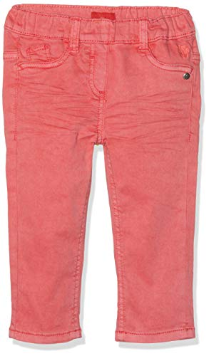 s.Oliver Mädchen 53.904.76.4974 Hose, Rosa (Pink 4517), 128 (Herstellergröße: 128/REG) (Capri-jeans Mädchen)