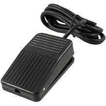 Interruptor de pedal momentáneo de alimentación Sourcingmap AC 250 V 10 A SPDT NO NC de