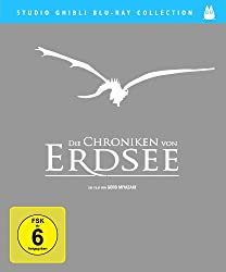 Die Chroniken von Erdsee (Studio Ghibli Blu-ray Collection) [Blu-ray]