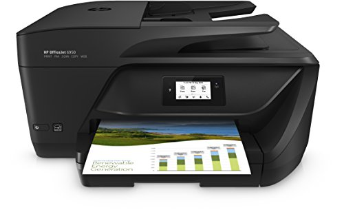Wlan-drucker Duplex Hp Mit (HP Officejet 6950 Multifunktionsdrucker (Drucker, Scanner, Kopierer, Faxen, HP Instant Ink, Duplex, WLAN, HP ePrint, Apple Airprint, USB, 600 x 1.200 dpi) schwarz)