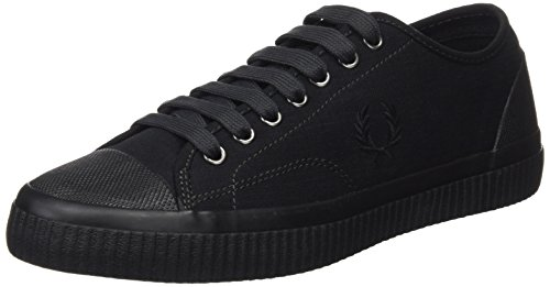 Herren Hughes Shower Resistant Canvas Oxfords Fred Perry cR050NkMbh