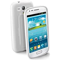 Cellularline SHCKGALS3MINIW Housse de protection pour Samsung Galaxy S3 Mini