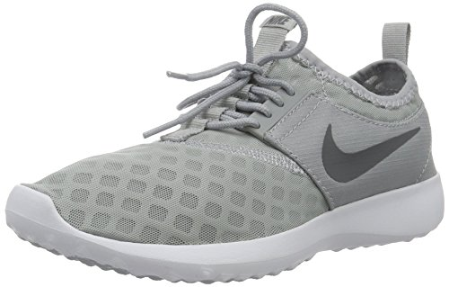 Nike - Wmns Juvenate - chaussures de sport - femme Gris (Wolf Grey / Cool Grey-White)