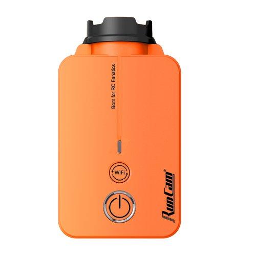 runcam25-17V 1080P 60fps 40MS geringer Latenz der leichteste FPV HD Kamera mit WLAN (orange)