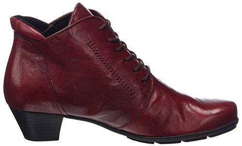 Gabor Basic, Stivali Donna Rosso (Dark-red)