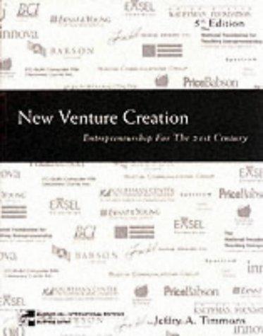 new-venture-creation-entrepreneurship-for-the-21st-century-mcgraw-hill-international-editions-series