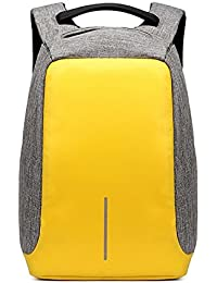 House Of Gifts Anti Theft College Backpack, Business Laptop Backpack, Anti-Theft Water Resistant Computer USB...