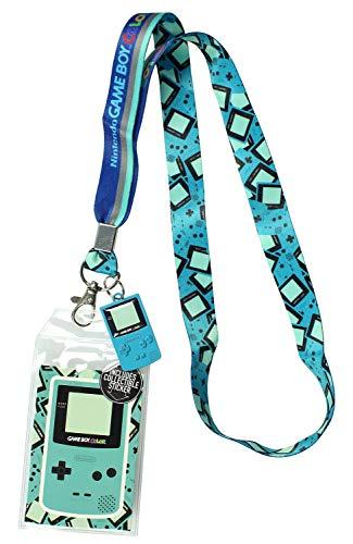 Nintendo Gameboy Color cordón ID titular 2