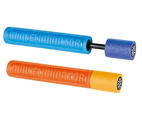 Smart Planet Wasserspritzpistole Schaumstoff Wasserpistole Mini Eliminator Wasserspritze blau oder orange