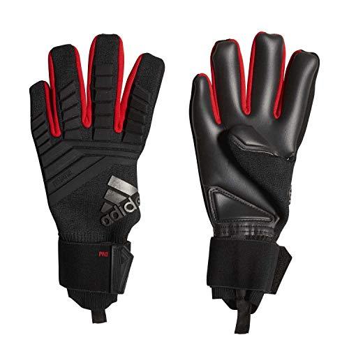adidas Herren Predator Pro Torwarthandschuhe, Black/Active Red 11