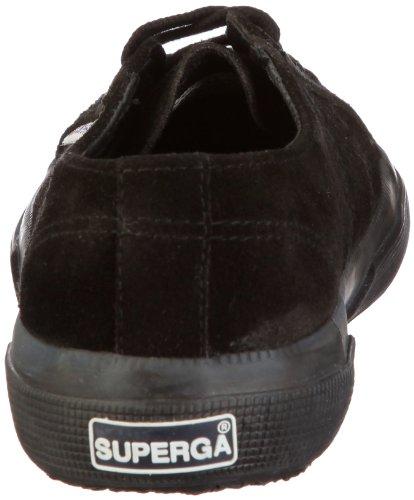 Superga 2750 Sueu, Baskets mode mixte adulte Noir - V.9