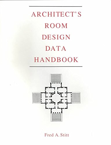 [(Architect's Room Design Data Handbook)] [By (author) Fred A. Stitt] published on (August, 1992)