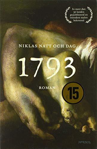 Buchseite und Rezensionen zu '1793' von Niklas Natt Och Dag