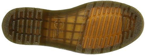 Dr. Martens 1461z Smooth Cherry, Scarpe Basse Stringate Unisex – Adulto Marrone (Gaucho)