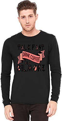 Be A Gilmore Long-Sleeve T-shirt | 100% Preshrunk Jersey Cotton| DTG Printing| Unique & Custom Knit Sweaters, Full Sleeved Jackets, Jerseys & Fashion Clothing By Wicked Wicked