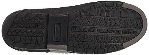 Yellow Cab Herren Mud M Sneaker Schwarz (Black)