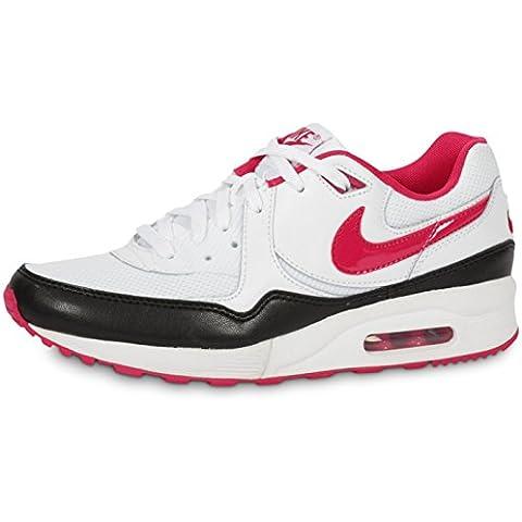 Nike Air Max Light Essential Women Schuhe white-fuchsia force-black - 40,5