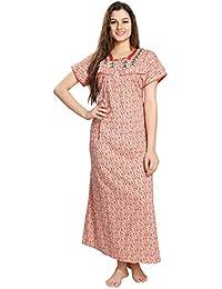c25d97faaf Amazon.in: Oranges - Nighties & Nightdresses / Sleep & Lounge Wear ...