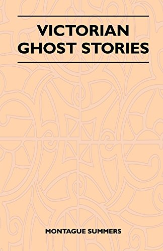 Victorian Ghost Stories Cover Image