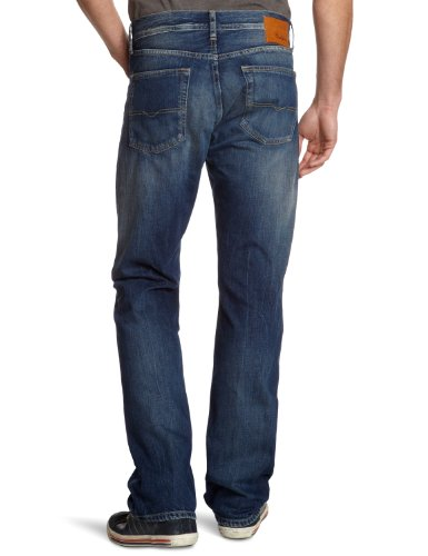 Pepe Jeans Herren Jeans Normaler Bund PM200909F112 - OXFORD Blau (000DENIM)