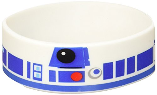 Star Wars Rubber Bracciale R2-D2 Pyramid International