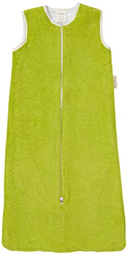 'Koeka Schlafsack ohne Ärmel-Venice-Lime-80cm, Größe M
