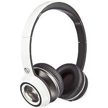 Monster NC MH NTU ON WH CU WW - Auriculares (control remoto integrado, jack de 3.5 mm) color blanco y negro