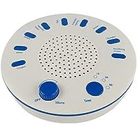 Docooler GH-005 Weiß Lärm Schlafmittel Schlaf Maschine Musik Gerät Timing Sound-Maschine für Babys Insomniacs... preisvergleich bei billige-tabletten.eu