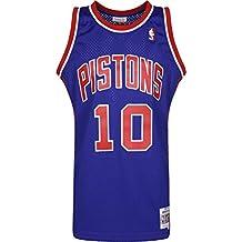 Mitchell & Ness Swingman Detroit Pistons Rodman Camiseta sin Mangas