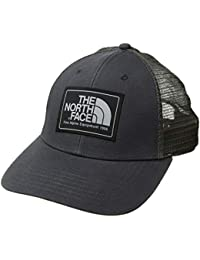THE NORTH FACE Hat Gorra Mudder Trucker, Hombre, (wthrb/Tnfb/Mdgy), OS