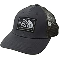 The North Face T0CGW2 Gorra Mudder Trucker, Hombre, Multicolor (Wthrb/Tnfb/Mdgy), OS