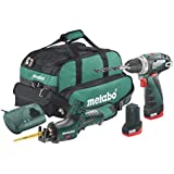Metabo Akku-Combo Set 2.4 BS Basic + ASE, 6.85056.00