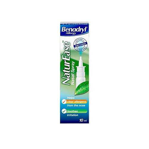 Benadryl Naturease Nasal Spray , 810 g