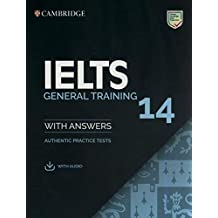 IELTS 14. General Training. Student's Book with answers with Audio
