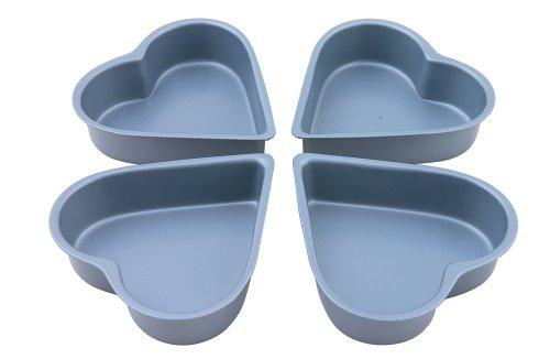 faringdon-bakers-pride-set-4-teglie-per-torta-antiaderenti-a-forma-di-cuore-10-cm