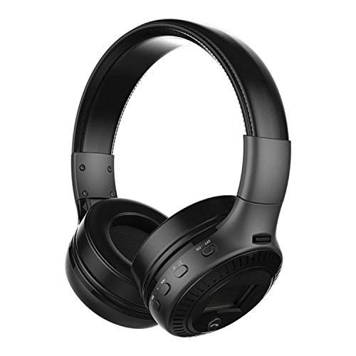Preisvergleich Produktbild guoxuEE Active Noise Cancelling Bluetooth Wireless Over Ear Headphones with Microphone Black,  Black,  Black & Gray,  Black & g