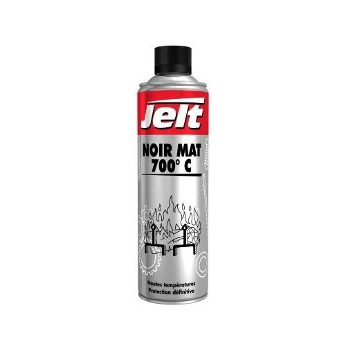 Jelt Peinture Noir Mat 700°C 005771