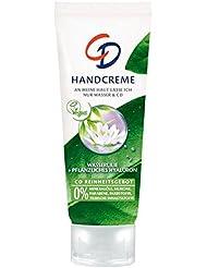 CD Handcreme Wasserlilie 100 ml Handcreme spendet besonders viel Feuchtigkeit und zieht dabei schnell ein