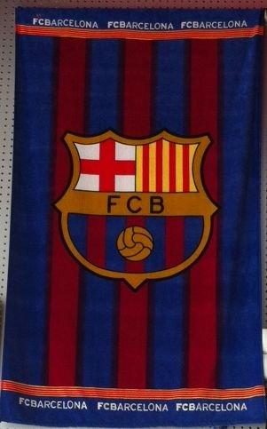 TOALLA DEL BARÇA FC Barcelona FCB PISCINA O PLAYA 150 X 75 CM