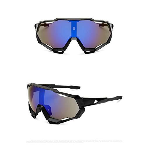 ZKAMUYLC SonnenbrilleMänner Frauen Radfahren Brille Outdoor Sport Fahrrad Brille Mountain Cycling Eyewear Angeln Brille Neue Fahrrad Sonnenbrille