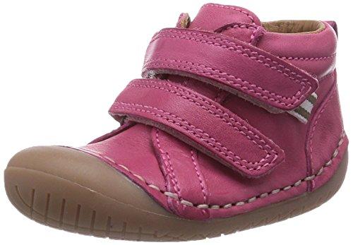 Sapatos Umbigo Caminhante, Baby Girl Walker Sapatos Rosa (fucsia)
