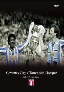 1987 FA Cup Final Coventry City v Tottenham Hotspur [DVD]