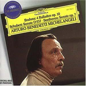 The Originals - Balladen Op. 10 / Klaviersonaten