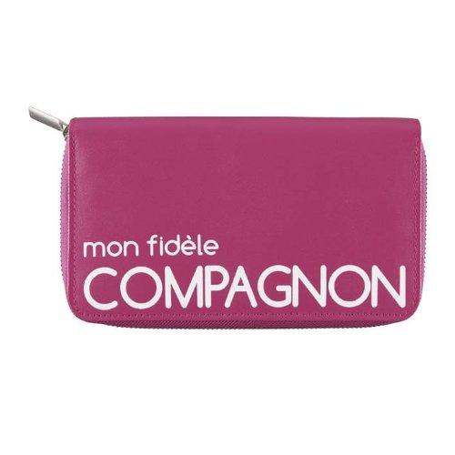 Portefeuille Mon Fidèle Compagnon - Rose - Derrière la Porte - DLP