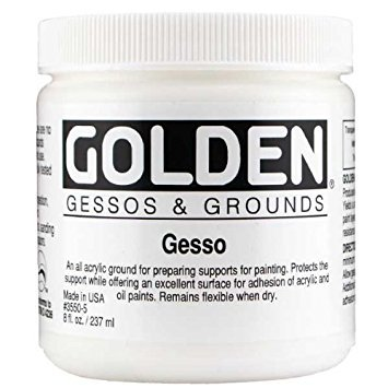 DS - Golden - GAC G&G 946ml Absorbent Ground White - 5003555-7 -