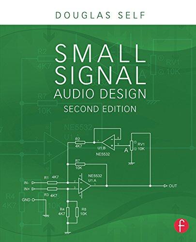 Small Signal Audio Design (English Edition)